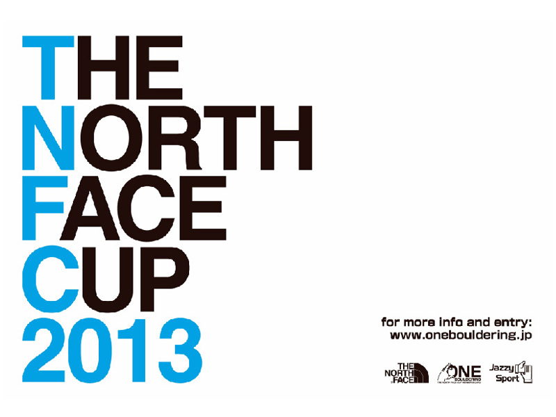 THE NORTH FACE CUP 2013