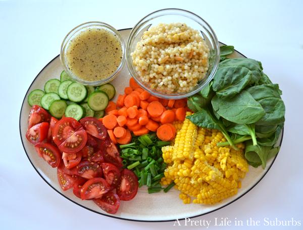 Platter Salad