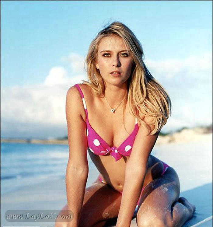 maria sharapova hot houses. pictures Maria Sharapova can