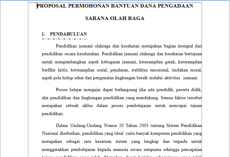 Contoh Research Proposal Ads