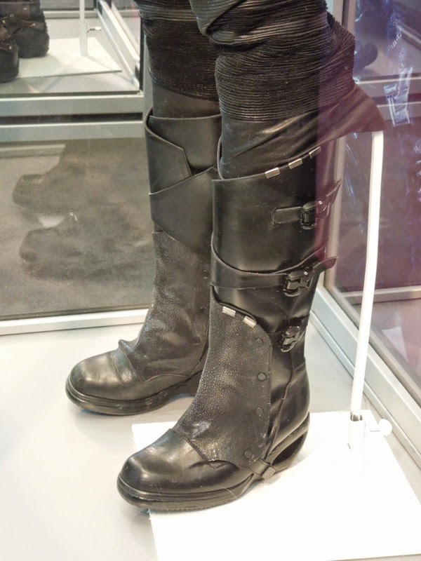Guardians of the Galaxy Gamora costume boots