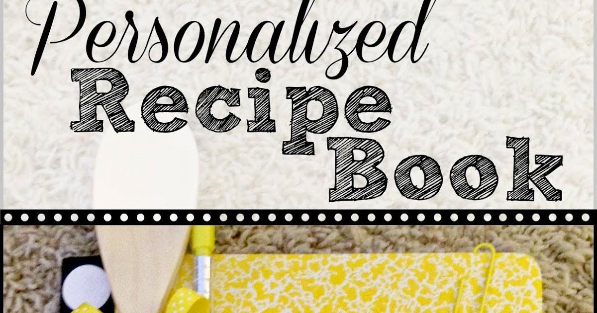 Personalized Recipe Book Jpg