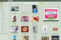 Deviantart artistas online Devian art arte online