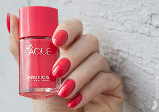 Bourjois La Laque #4 Flambant Rose