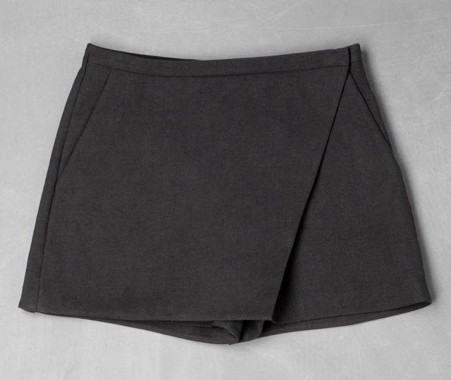 & other Stories  skort skirt shorts