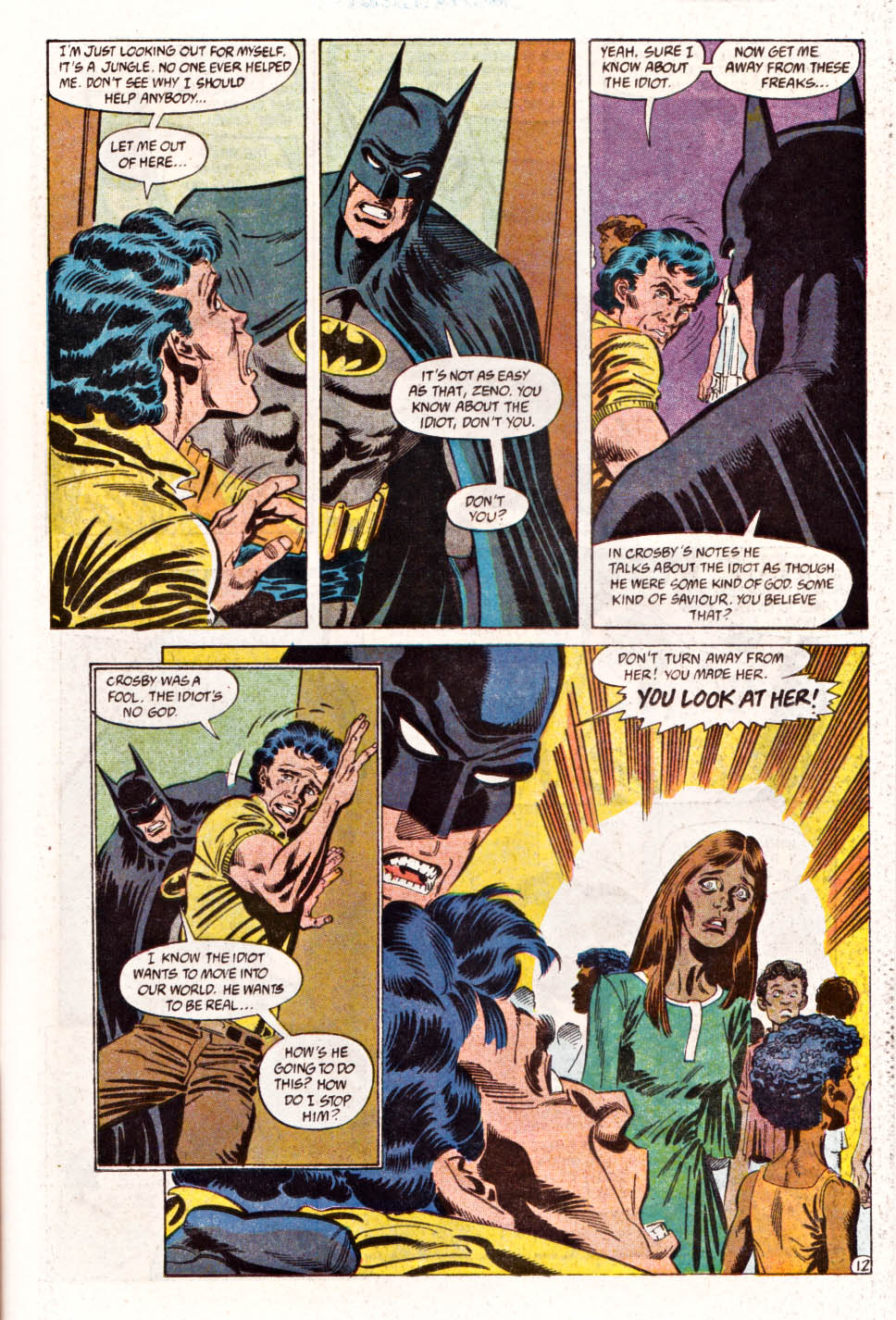Detective Comics (1937) Issue #639 Page 13