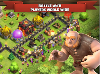 Clash of Clans Giant