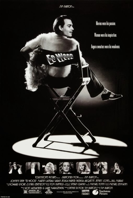 Ed Wood (1994) BluRay