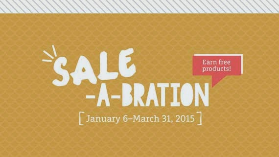 Sale-a-brate with me!