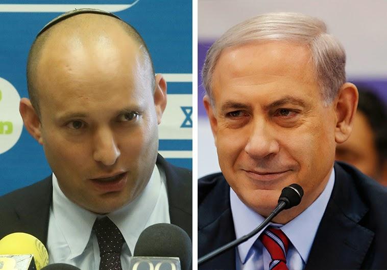 Netanyahu nega ter retirado o seu apoio à solução de dois Estados
