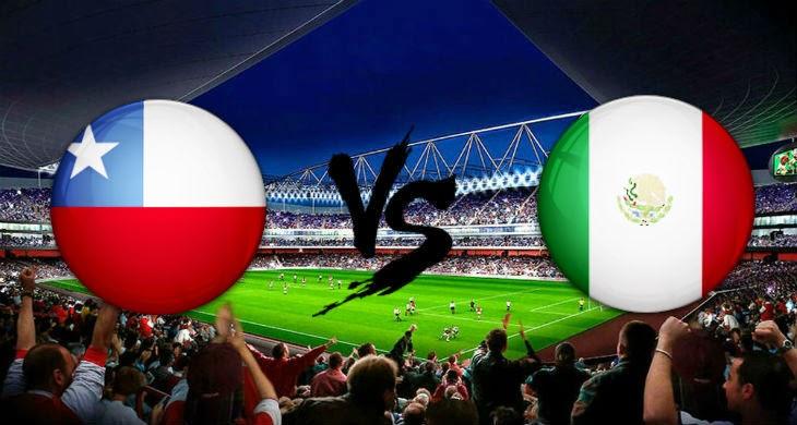 Prediksi Bola Cili vs Meksiko 6 September 2014