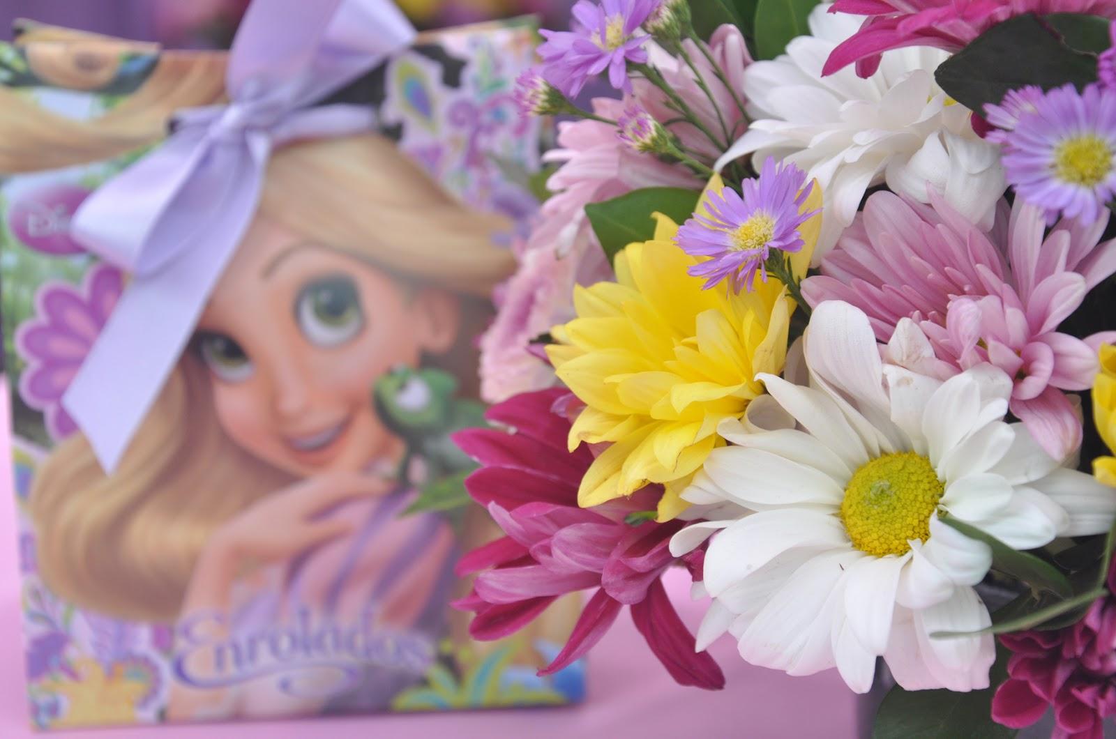 Decoracion Rapunzel Enredados ~ Acuarela Fiesta Rapunzel de Enredados (Festa Rapunzel de Enrolados)