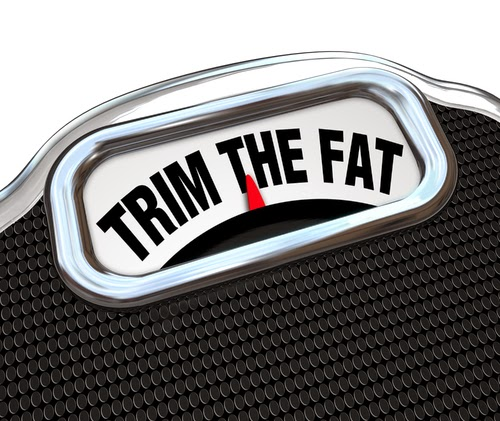 Trim the fat