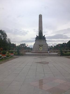 Rizal Monument, Luneta Park