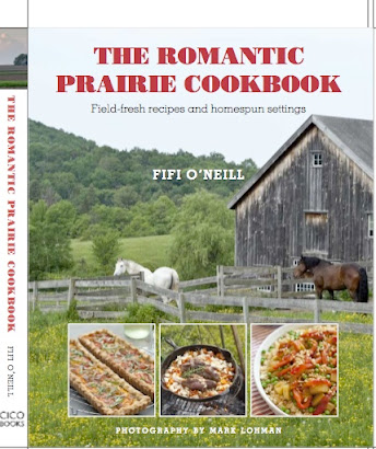 ~Romantic Prairie Cookbook by Fifi O'Neill~