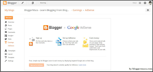 blogger-starter-guide-dashboard-step-by-step-introduction-earnings