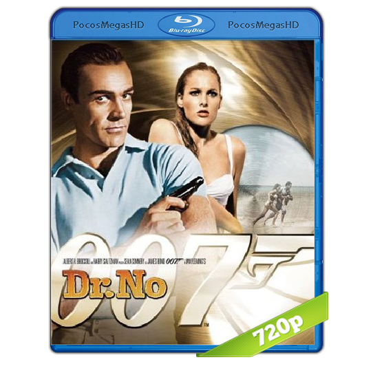 James Bond: Dr. No (1962) BRRip 720p Audo Dual Latino/Ingles 5.1