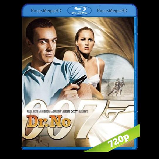 James Bond: Dr. No (1962) BRRip 720p Audo Dual Latino/Ingles 5.1
