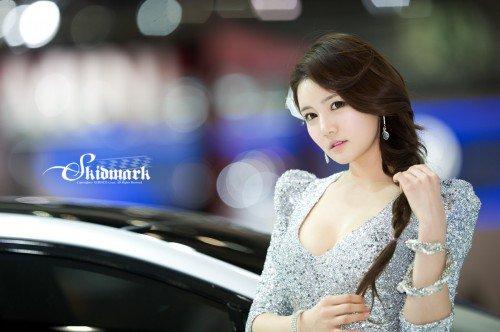 Han Ga Eun - Korea Model