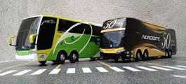 Miniatura Busscar Jumbuss 400 8x2