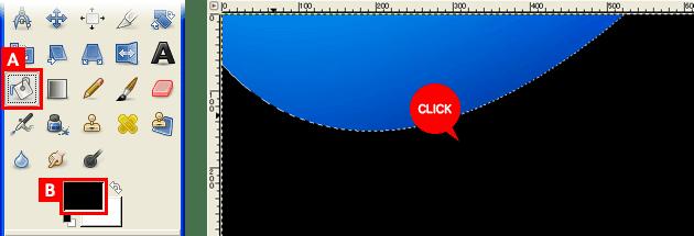波型のグラデーションを作る⑫