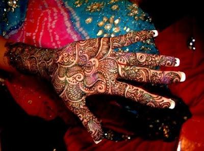new style Henna Mehndi designs 2016