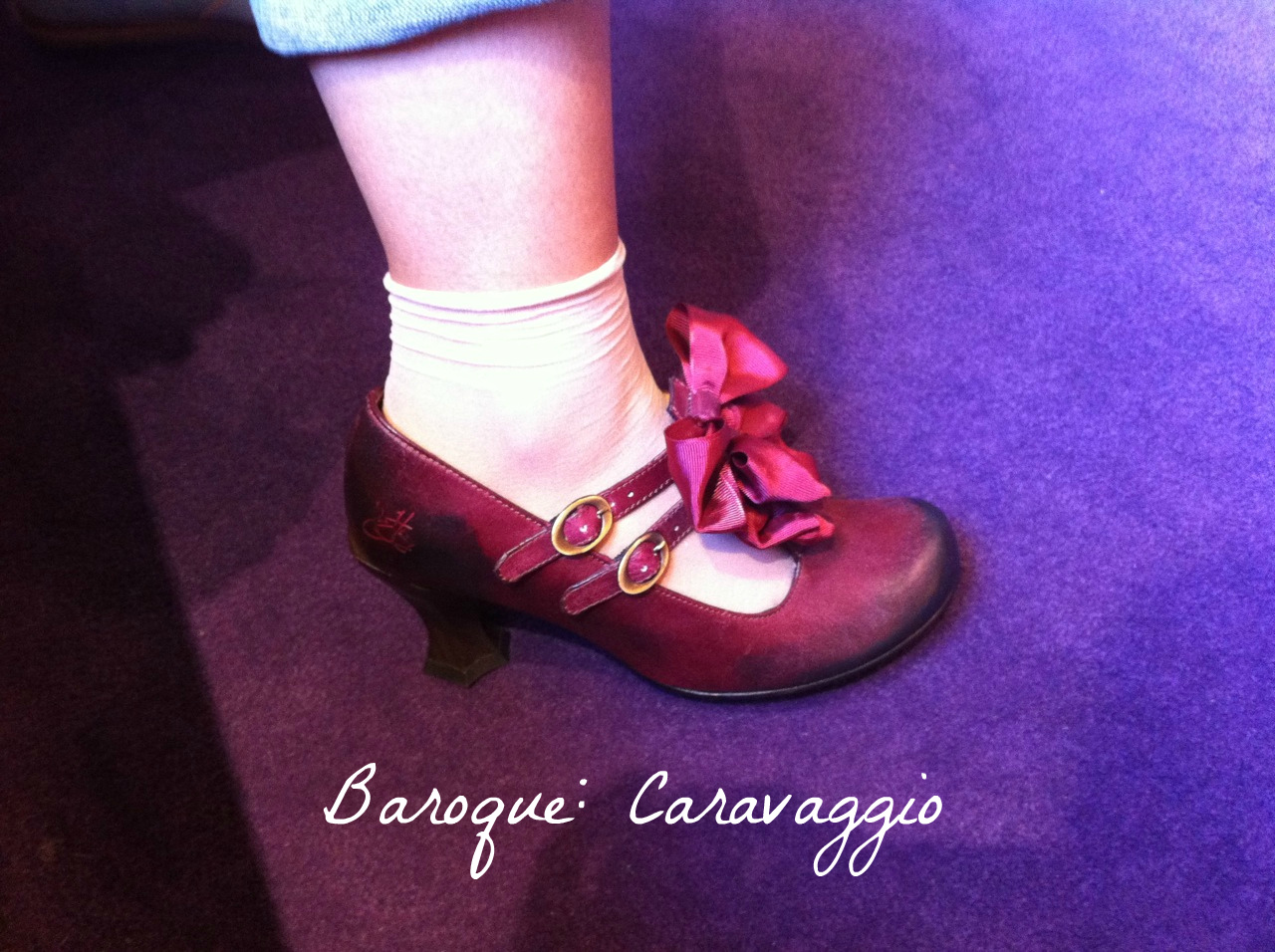 Baroque: Caravaggio