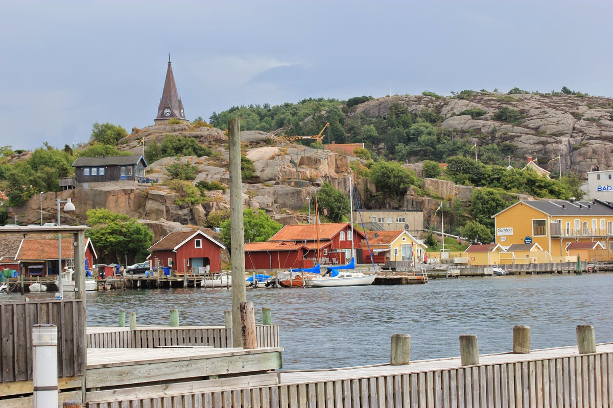 Nice scenery, sweden archipelago