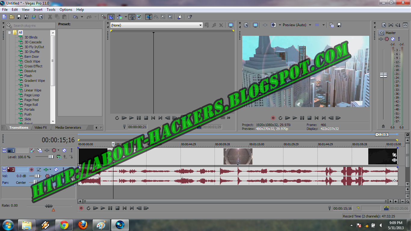 Vegas pro 11 keygen and patch