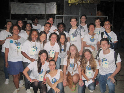 Rio+20 no Chapéu Mangueira e Babilônia: Público MARA!!!