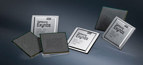 android samsung processors