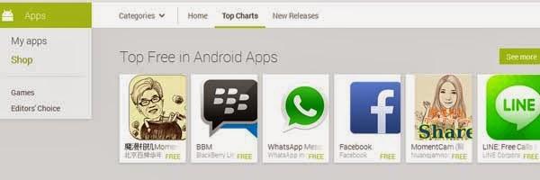 Apps ini sendiri sudah di perbaharui tertanggal 7 november, meliputi