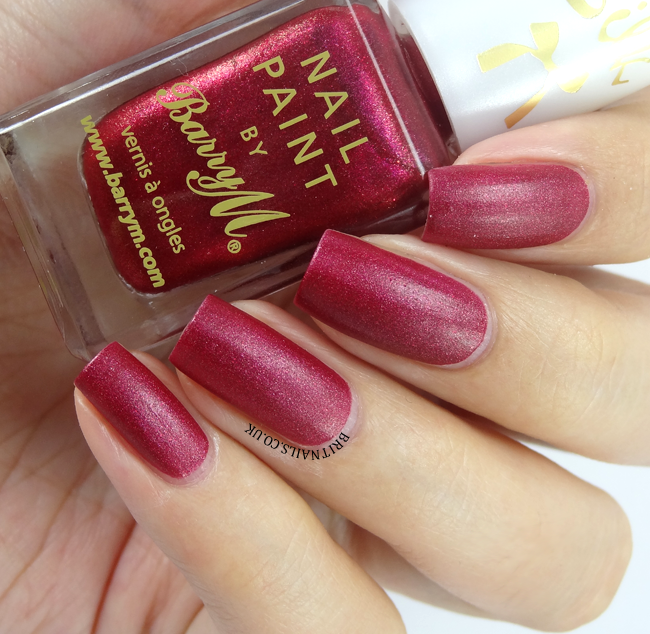 Barry M Poppy