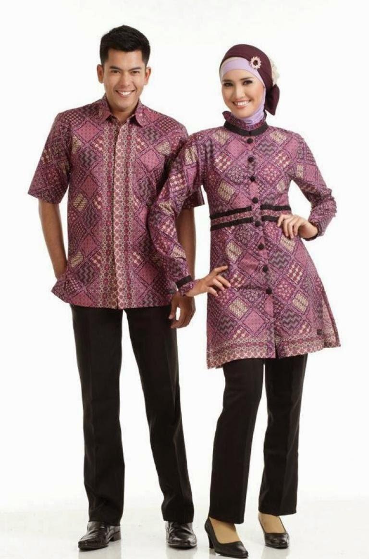 model-baju-batik-muslim