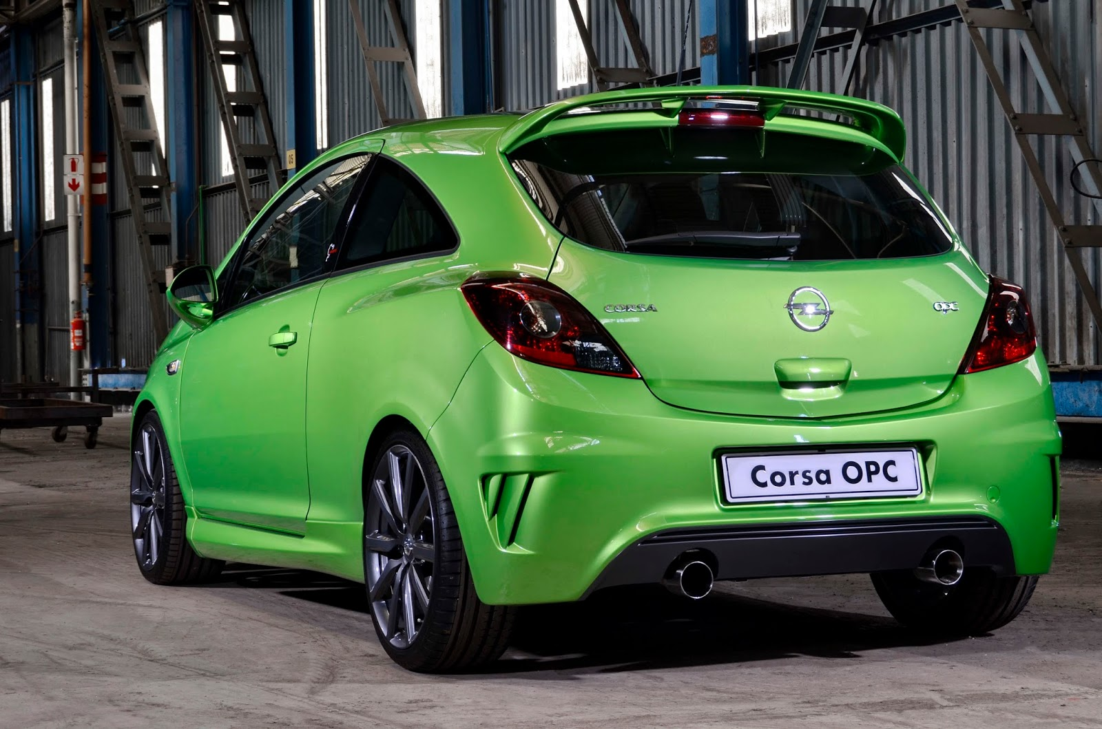 Opel Corsa Nürburgring Edition Lands In SA