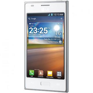 Spesifikasi dan Harga Handphone LG Optimus L5 E612 Terbaru