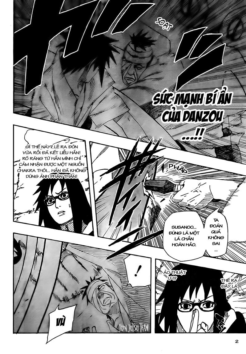 Naruto chap 477 Trang 2 - Mangak.info