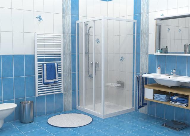 Дизайн маленькой ванной комнаты с душевой кабиной, шторкой, уголком или душевой дверью