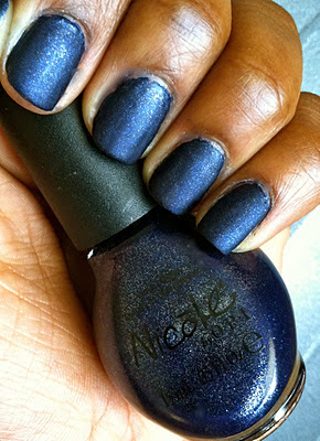 Manicure Mondays – Denim