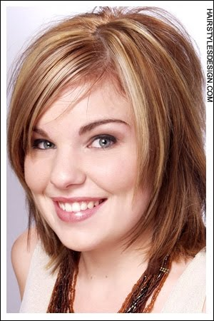 hairstyles for chubby faces. hair dresses Fat round face