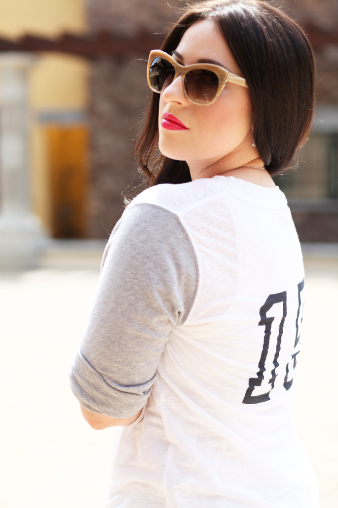 jcrew-baseball-shirt-opening-day-style-outfit-ideas-anthropologie-sunglasses-king-and-kind-occ-lip-tar-queen