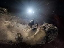 Загадка астероида - убийцы динозавров