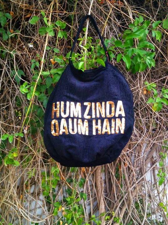 14 August Proud Pakistan Bags by Maheen Hussain