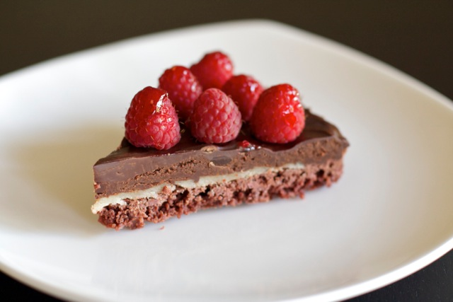 Chocolate, Almond, And Raspberry Tart Recipes — Dishmaps