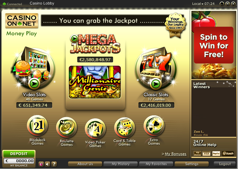 Casino on net illegal items in a casino