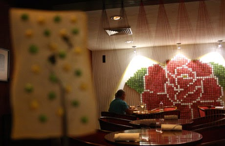 Restaurante K'u'uk, Mérida, Yucatán, Cocina de vanguardia