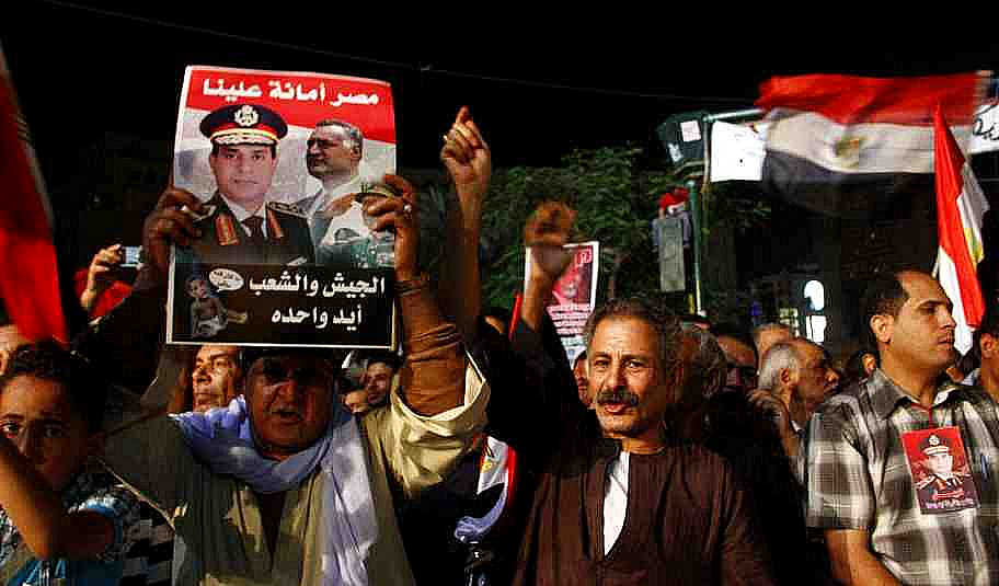 Can democracy ensure peace and prosperity in egypt?