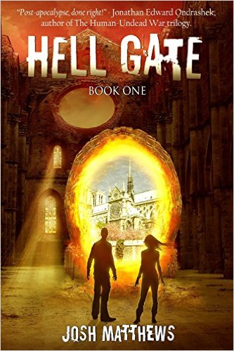 Hell Gate (trade paperback)