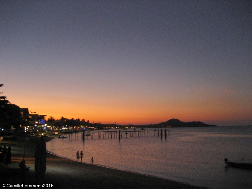 Koh Samui, Thailand daily weather update; 25th February, 2015