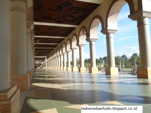 masjid islamic center samarinda kalimantan timur